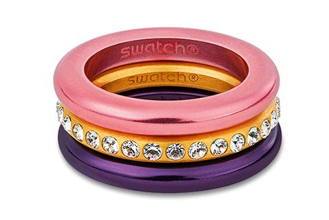 Кольцо Swatch