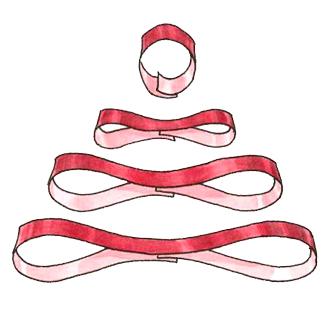Фото №15 - Учимся завязывать праздничные банты