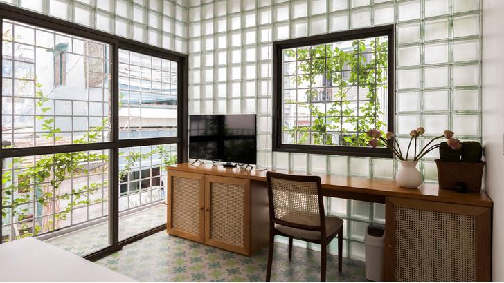 Фото №1 - Дом из стеклоблоков во Вьетнаме
