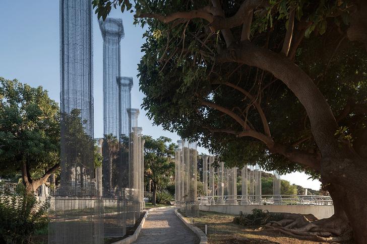 Фото №4 - Призрачные колонны в инсталляции Эдоардо Тресольди
