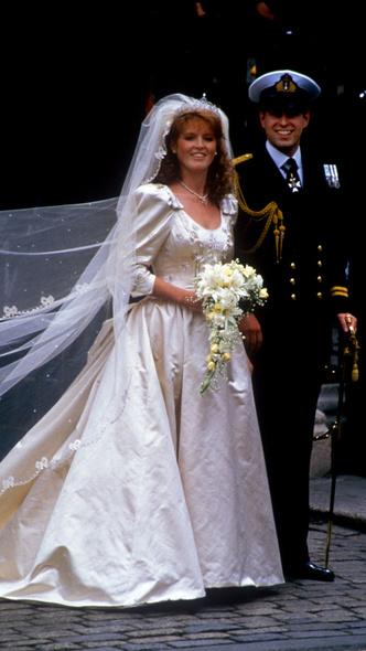 Фото №4 - Софи-невеста: в чем выходила замуж любимая невестка Королевы