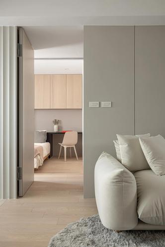 Фото №7 - Квартира с минималистичным интерьером на Тайване