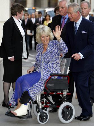 Фото №16 - Любовь сквозь годы: 20 самых трогательных фото принца Чарльза и герцогини Камиллы