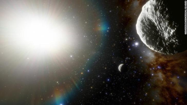 Фото №1 - В Солнечной системе открыли самый быстрый астероид