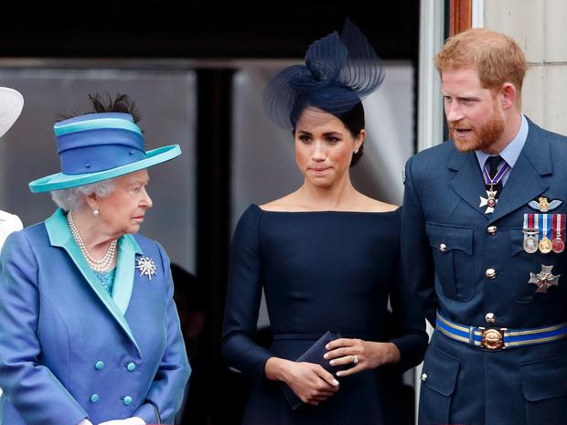 Фото №1 - Действительно опасное для монархии заявление, сделанное Сассекскими (но его никто не заметил)
