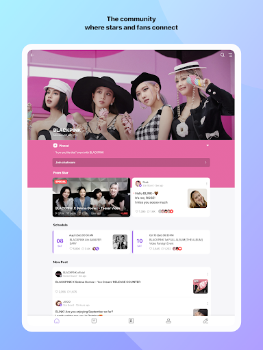 Фото №4 - 5 лучших приложений для фанатов k-pop 😻