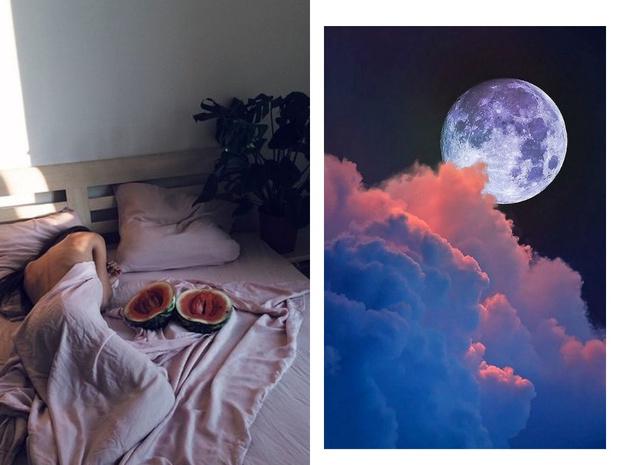 Фото №2 - Почему мы не спим в полнолуние