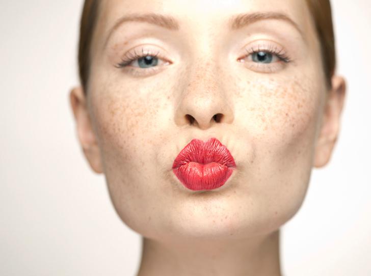 Фото №2 - Как улучшить форму губ без филлеров и инъекций в любом возрасте