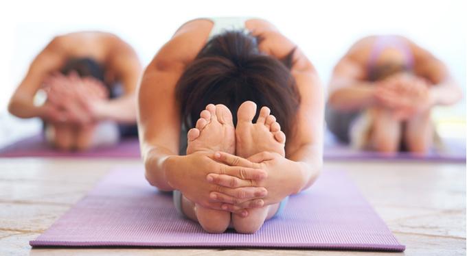 Пять упражнений, чтобы растянуть... удовольствие