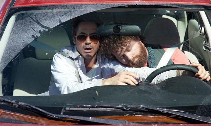 Фото №1 - 5 легальных способов получить удовольствие от длинной поездки за рулем