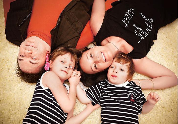 Фото №2 - Андрей Леонов: «Дети считают, что их дедушка – Винни-Пух»