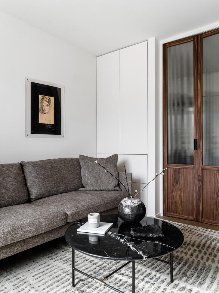 Фото №3 - Легкая и светлая квартира 50 м² для хозяйки кондитерской
