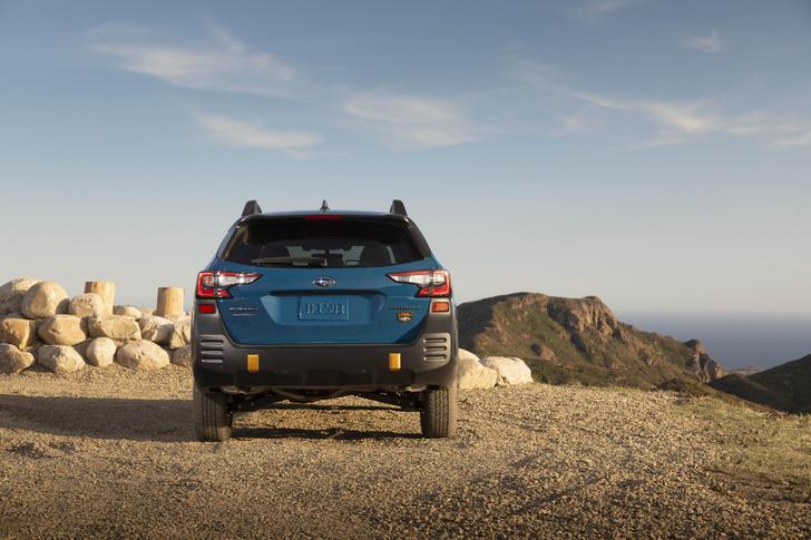 Фото №3 - Дикость какая-то: Subaru готовит к запуску новый бренд