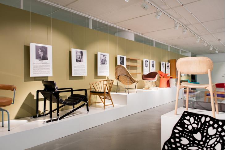 Фото №4 - Дизайнер Катя Карлинг о музее Möbel Design Museum