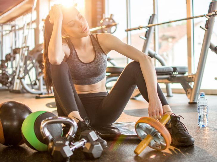 Фото №1 - Опасный фитнес: 8 признаков того, что вы тренируетесь слишком много