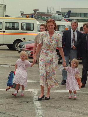 Фото №3 - Почему статус и положение детей Беатрис и Евгении будут отличаться