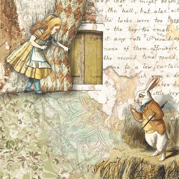 Фото №1 - 15 безумных, но на самом деле мудрых цитат из «Алисы в Стране чудес» Льюиса Кэрролла