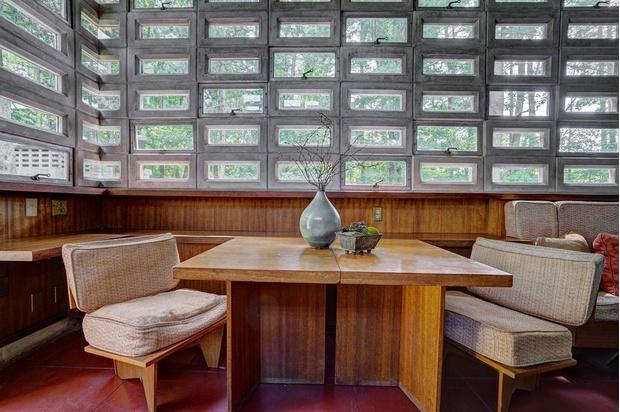 Фото №5 - Kalil House: самый неизвестный дом Фрэнка Ллойда Райта