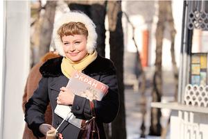 Юлия Пересильд в сериале «Людмила Гурченко»