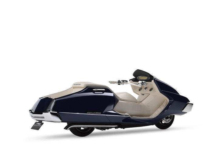 Фото №2 - 7 самых странных мотоциклов