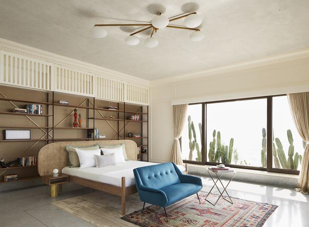 Фото №9 - Квартира с видом на Аравийское море в Мумбаи