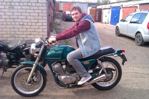 Фото №23 - Байкеры Ульяновска: 15 признаний в любви мотоциклу