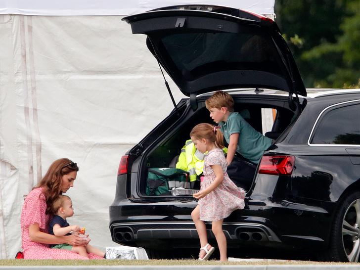 Фото №13 - Как простые люди: самые колоритные фото королевских пикников