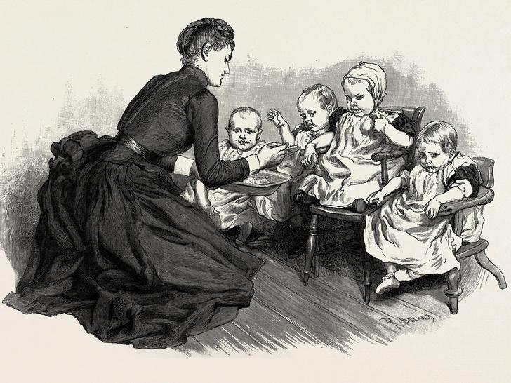 Фото №4 - «Людоедка из Рединга»: история Амелии Дайер— самой жестокой убийцы викторианской эпохи