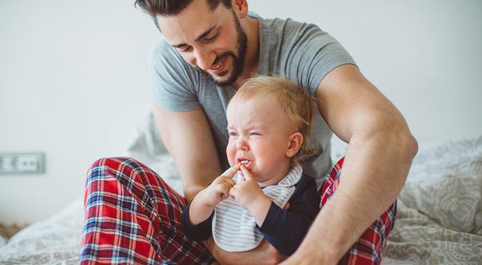 11 способов утешить плачущего ребенка