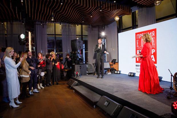 Фото №2 - VII церемония награждения победителей Премии ELLE DECORATION «Выбор года»
