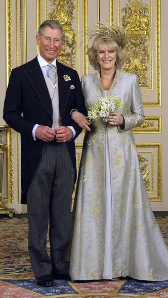 Фото №9 - От подруги принца до будущей королевы: эволюция стиля Камиллы Паркер-Боулз