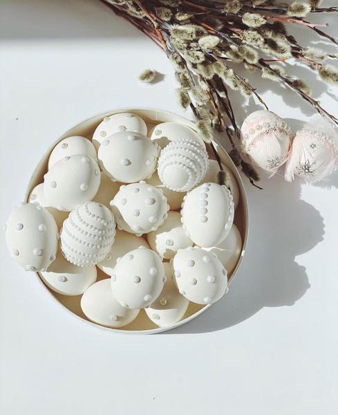 Фото №13 - Как прикольно покрасить яйца на Пасху: 15 креативных идей 🥚 🐇