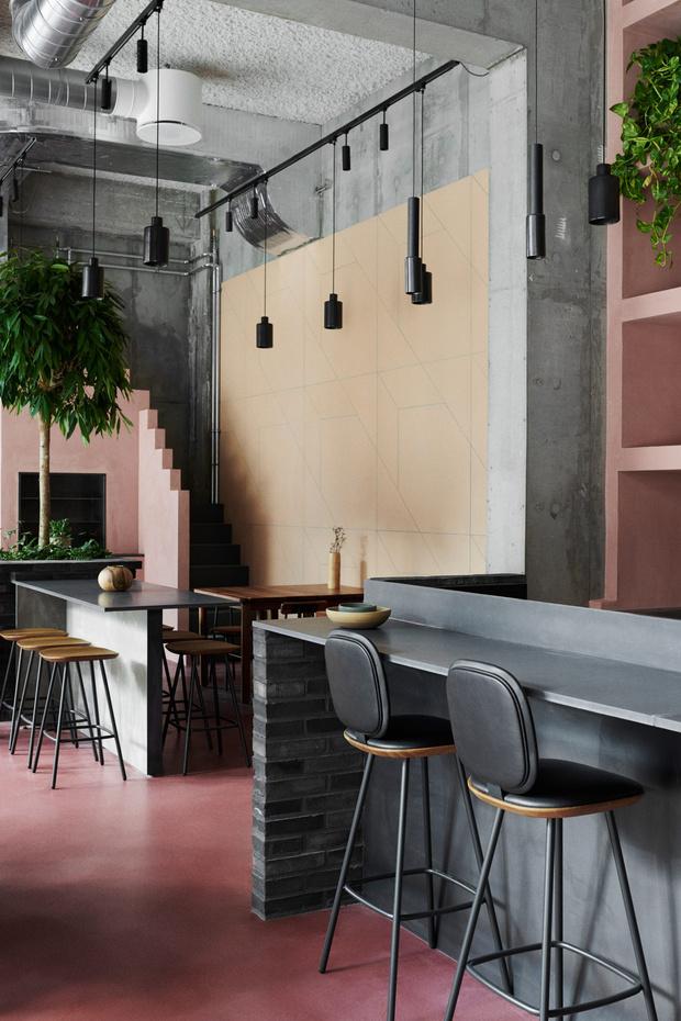Фото №2 - Яркий ресторан мексиканской кухни в Копенгагене