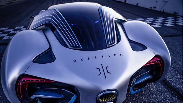 Фото №2 - Hyperion XP-1: водородная бомба, которая взорвет Tesla