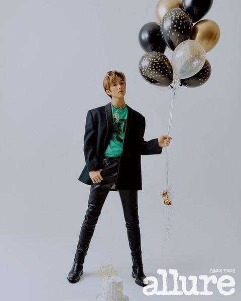 Фото №1 - «Мы все еще молоды»: душевное послание от Джисона из NCT в честь своего дня рождения