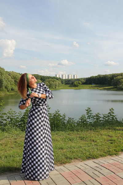 Пруд Белоусовского парка