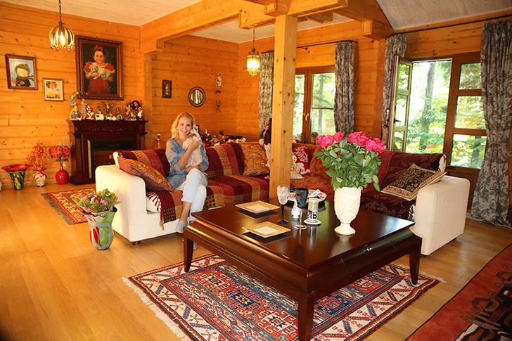 Фото №5 - Алена Яковлева: «Я сделала это! Построила дом одна»