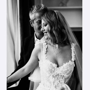 Фото №2 - «Моя молния, тайна и сердце»: Собчак и Богомолов обменялись страстными поздравлениями в первую годовщину свадьбы