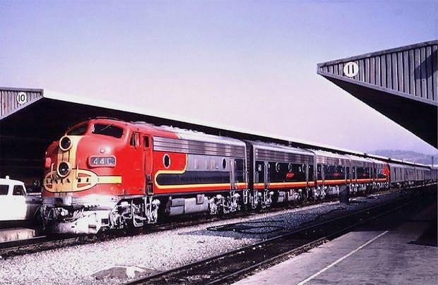 Фото №2 - История одной фотографии: авария поезда «Эль-Капитан»