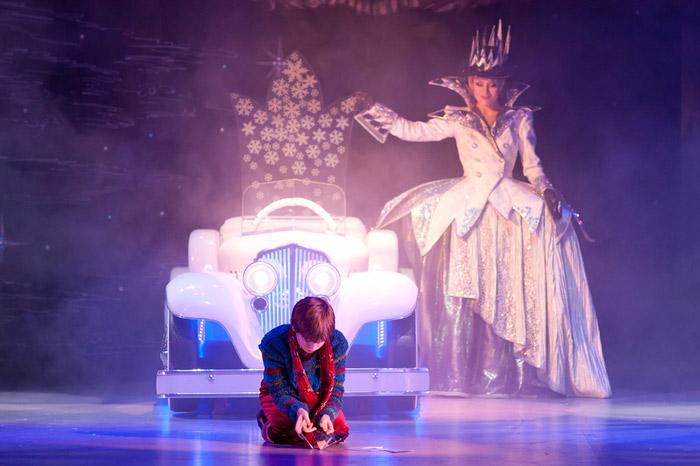 Фото №1 - Академия Детского Мюзикла приглашает на спектакль «Снежная королева»