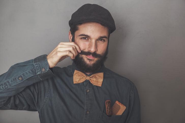 Фото №1 - Ученые установили, что борода не только нравится женщинам, но и полезна для здоровья