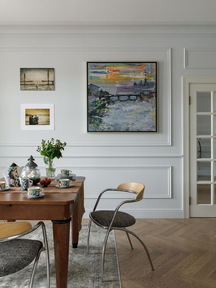 Фото №16 - Атмосферная квартира в доходном доме XIX века в Санкт-Петербурге