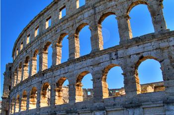 Фото №10 - 10 лучших древнеримских руин вне Италии