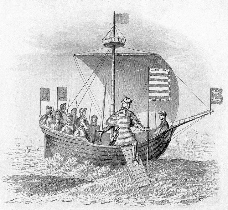 Фото №1 - В 1066 году… в Англии случилось что-то вроде Брекзита наоборот