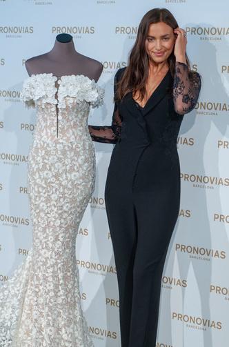 Фото №2 - Волочкова показала свадебное платье