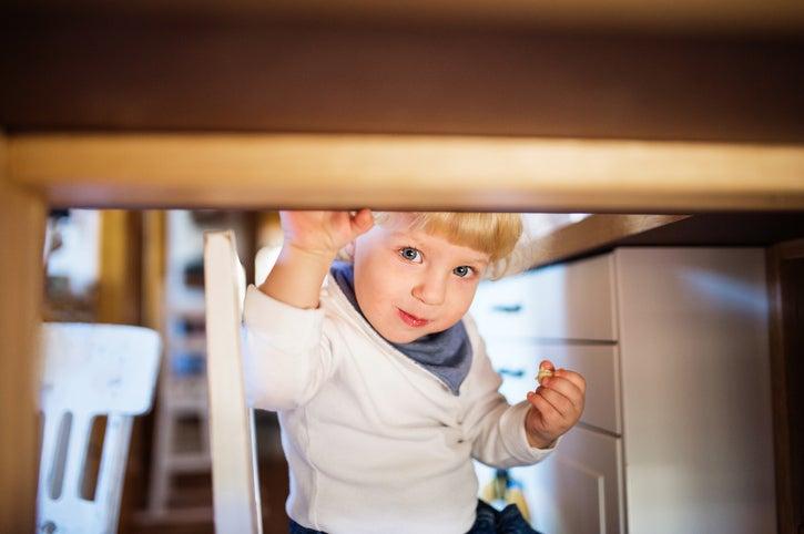 как давать ребенку конфеты