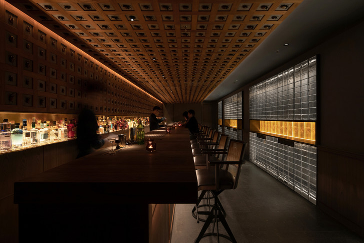 Фото №1 - Секретный бар J Boroski в Шанхае