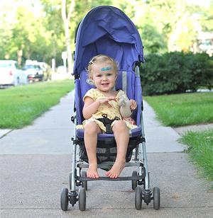 Фото №25 - Прогулка налегке: 10 самых легких прогулочных колясок для лета по разумной цене