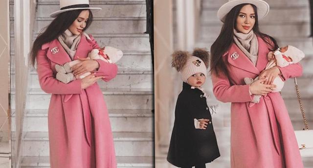 «Гормоны утряслись, больше не плачу»: Анастасия Тарасова рассказала о своем самочувствии через 2 недели после родов