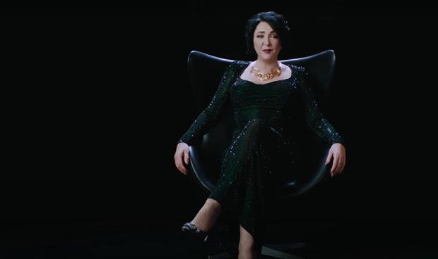 Реклама Sибирской коллекции вместе с Лолитой